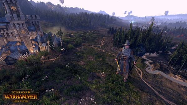 Скриншот №2 к Total War WARHAMMER - Grey Wizard