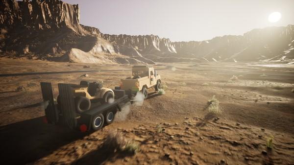 Скриншот №4 к Brick Rigs