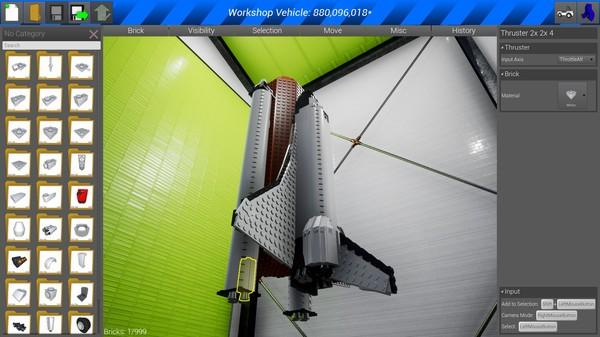 Скриншот №1 к Brick Rigs