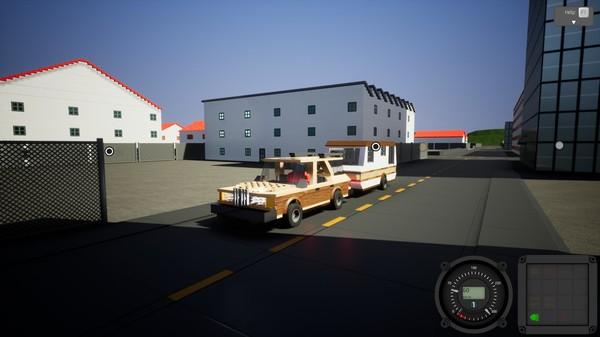 Скриншот №7 к Brick Rigs