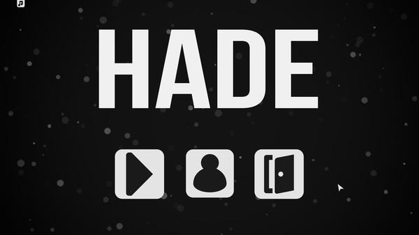 Screenshot of Hade
