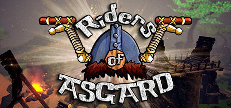 Riders of Asgard Cover Image