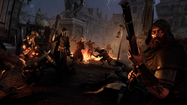 Скриншот №11 к Warhammer Vermintide 2