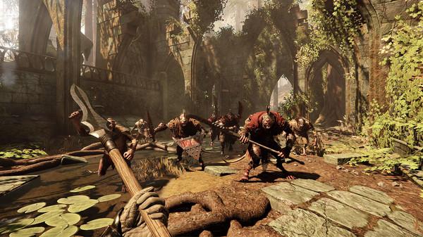 Скриншот №3 к Warhammer Vermintide 2