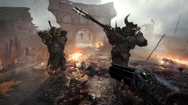 Скриншот №2 к Warhammer Vermintide 2