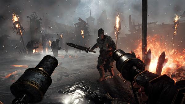 Скриншот №6 к Warhammer Vermintide 2