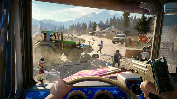 Far Cry 5 скриншот