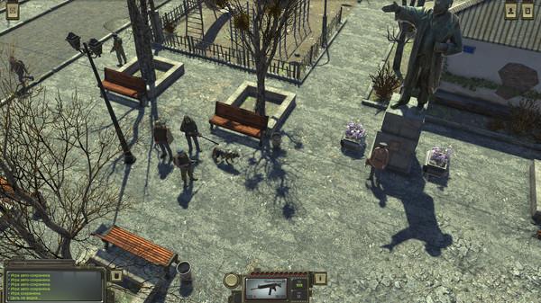 Скриншот №5 к ATOM RPG Post-apocalyptic indie game