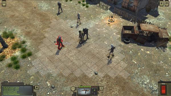 Скриншот №6 к ATOM RPG Post-apocalyptic indie game
