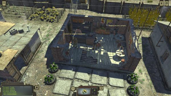 Скриншот №22 к ATOM RPG Post-apocalyptic indie game