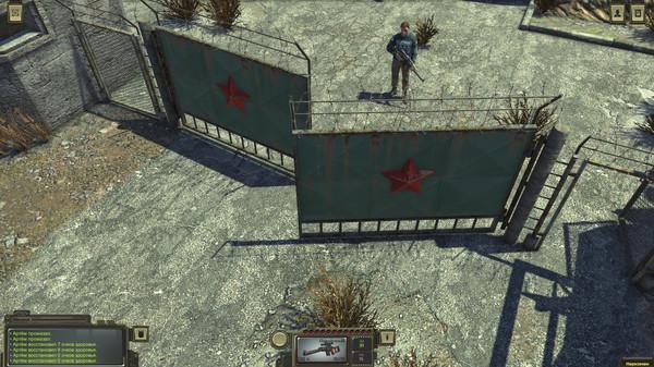 Скриншот №1 к ATOM RPG Post-apocalyptic indie game
