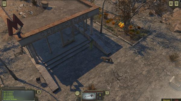 Скриншот №9 к ATOM RPG Post-apocalyptic indie game