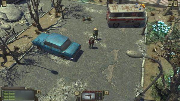 Скриншот №11 к ATOM RPG Post-apocalyptic indie game