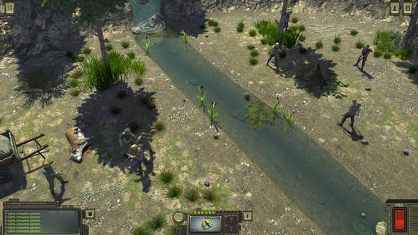 Скриншот №13 к ATOM RPG Post-apocalyptic indie game