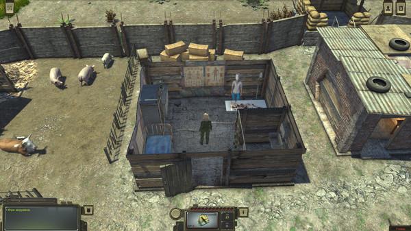 Скриншот №27 к ATOM RPG Post-apocalyptic indie game