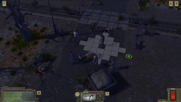 Скриншот №17 к ATOM RPG Post-apocalyptic indie game