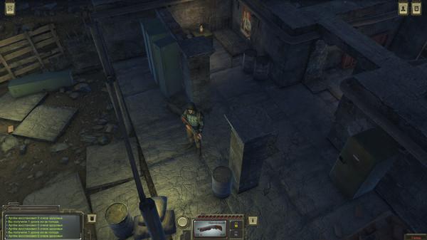 Скриншот №3 к ATOM RPG Post-apocalyptic indie game