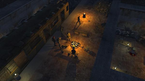 Скриншот №16 к ATOM RPG Post-apocalyptic indie game