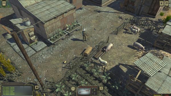 Скриншот №21 к ATOM RPG Post-apocalyptic indie game