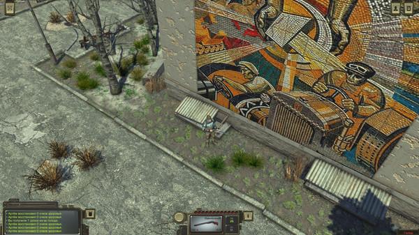 Скриншот №10 к ATOM RPG Post-apocalyptic indie game