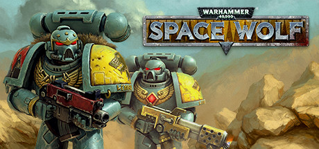 Warhammer 40,000: Space Wolf Cover Image