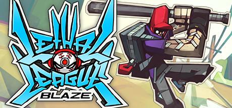 Lethal League Blaze Cover Image