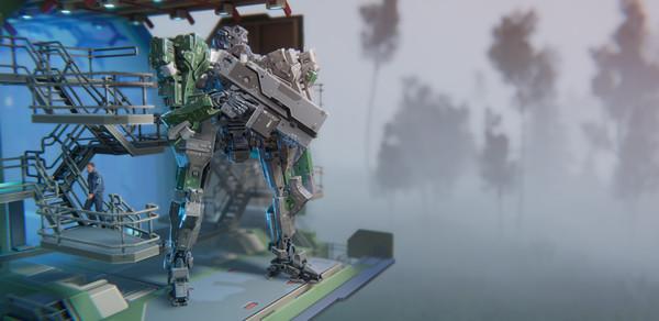 Phantom Brigade скриншот