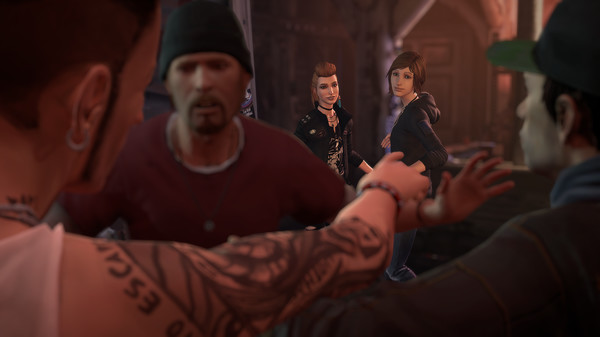 Life is Strange: Before The Storm (BtS) скриншот