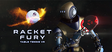 Racket Fury: Table Tennis VR Cover Image