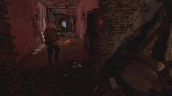Screenshot of Pavlov VR