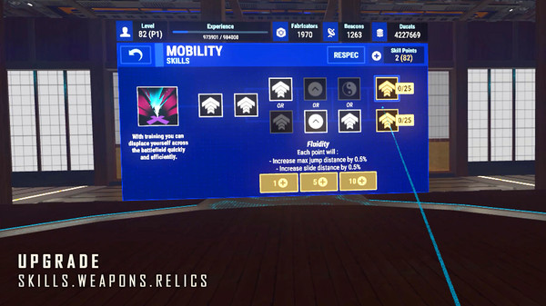 Скриншот №4 к Sairento VR
