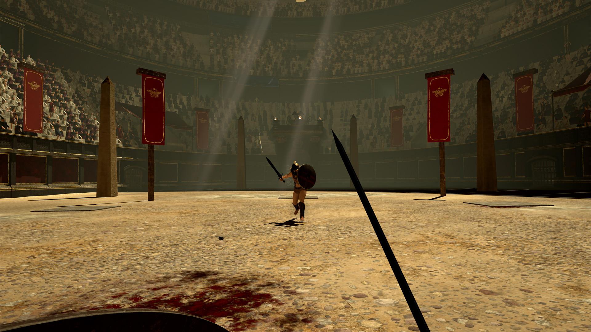 Oculus Quest 游戏《Gladius VR Quest》剑与魔法插图