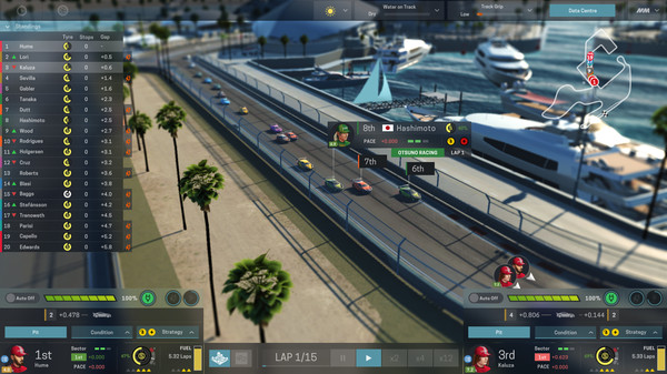 Скриншот №2 к Motorsport Manager - GT Series