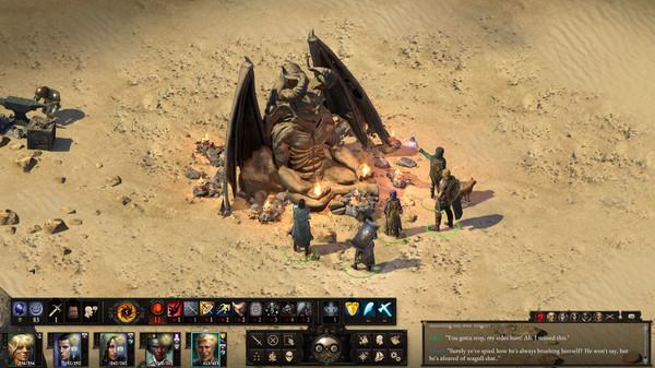 Скриншот №14 к Pillars of Eternity II Deadfire