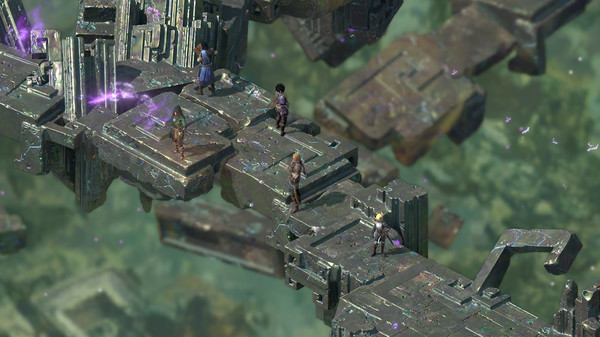 Скриншот №4 к Pillars of Eternity II Deadfire