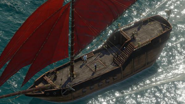 Скриншот №2 к Pillars of Eternity II Deadfire