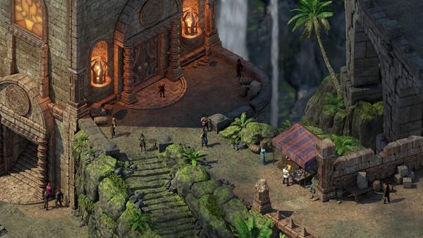 Скриншот №1 к Pillars of Eternity II Deadfire