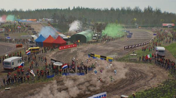 Скриншот №7 к MXGP3 - The Official Motocross Videogame