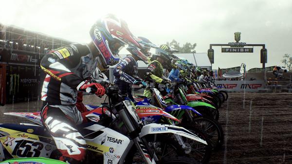 Скриншот №5 к MXGP3 - The Official Motocross Videogame