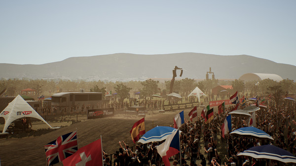 Скриншот №3 к MXGP3 - The Official Motocross Videogame