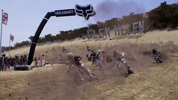 Скриншот №2 к MXGP3 - The Official Motocross Videogame