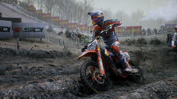 Скриншот №1 к MXGP3 - The Official Motocross Videogame