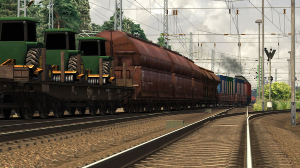 скриншот Train Simulator: Mighty Seddin Freight Route Add-On 3