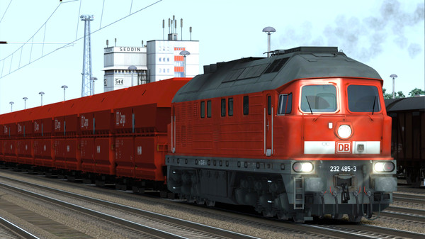 скриншот Train Simulator: Mighty Seddin Freight Route Add-On 0