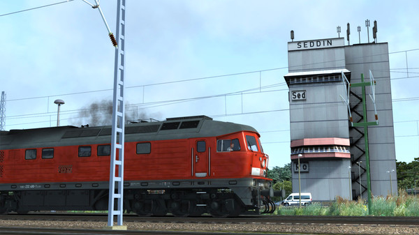 скриншот Train Simulator: Mighty Seddin Freight Route Add-On 5