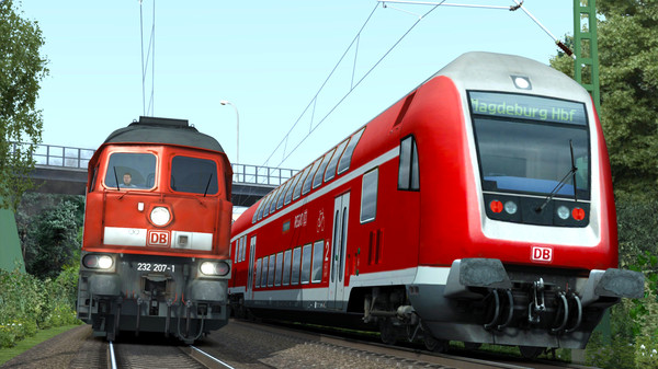 скриншот Train Simulator: Mighty Seddin Freight Route Add-On 2