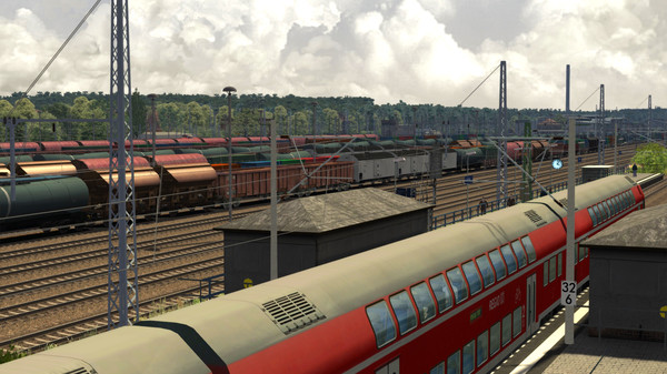 скриншот Train Simulator: Mighty Seddin Freight Route Add-On 1