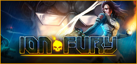 Ion Fury Cover Image