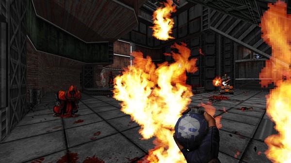 Скриншот №14 к Ion Fury