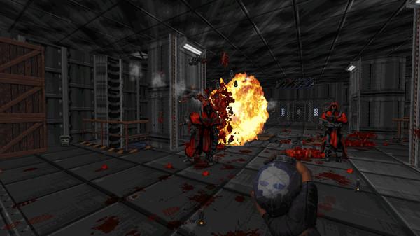 Скриншот №22 к Ion Fury